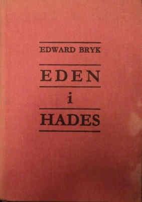 Okładka książki Eden i Hades