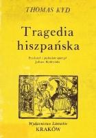 Tragedia hiszpańska