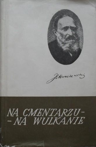 Okładka książki Na cmentarzu, na wulkanie