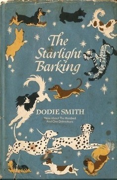 Okładka książki The Starlight Barking
