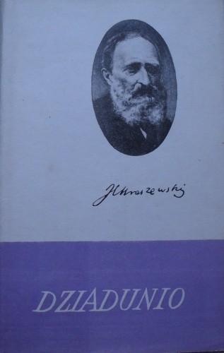 Okładka książki Dziadunio