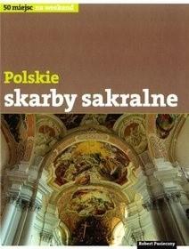 Okładka książki Polskie skarby sakralne