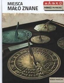 Okładka książki Miejsca mało znane