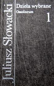 Okładka książki Dzieła wybrane 1. Liryki i powieści poetyckie
