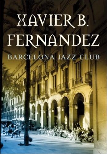 Okładka książki Barcelona jazz club