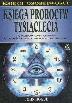 Okładka książki Księga proroctw tysiąclecia