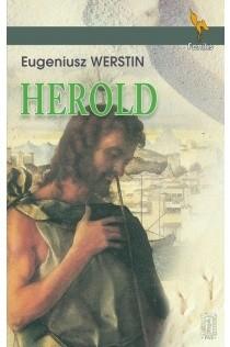 Okładka książki Herold. Opowieść o Janie Chrzcicielu.