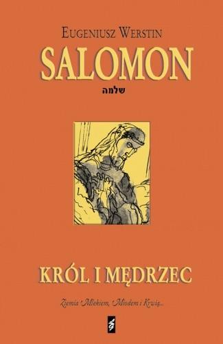 Okładka książki Salomon. Król i mędrzec.
