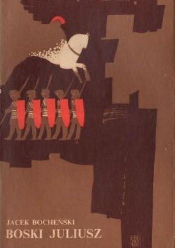 Okładka książki Boski Juliusz: Zapiski antykwariusza