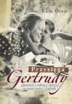 Okładka książki Przysięga Gertrudy