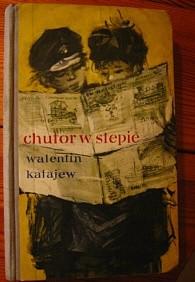 Okładka książki Chutor w stepie
