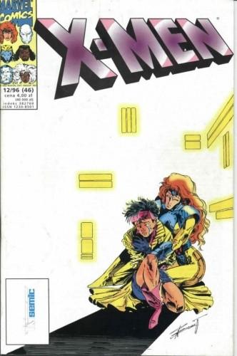 Okładka książki X-Men 12/1996