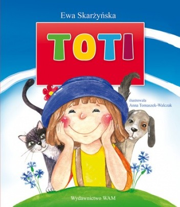 Okładka książki Toti