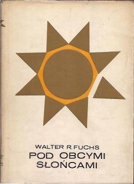 Okładka książki Pod obcymi słońcami
