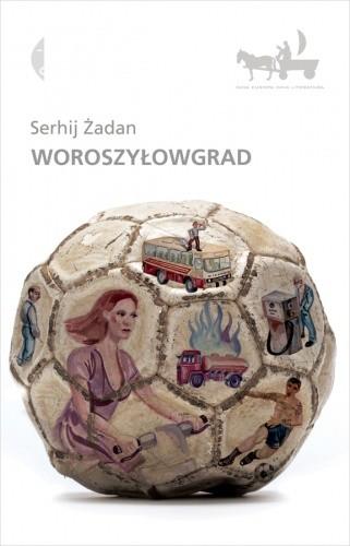 Okładka książki Woroszyłowgrad