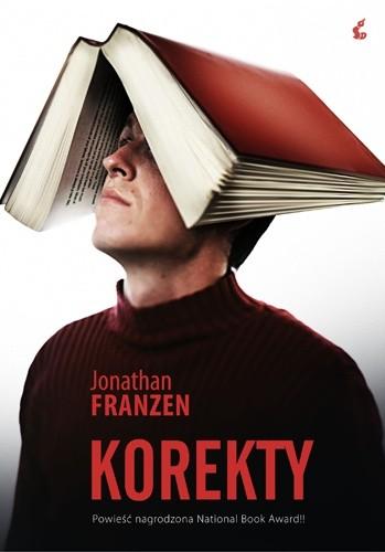 Okładka książki Korekty