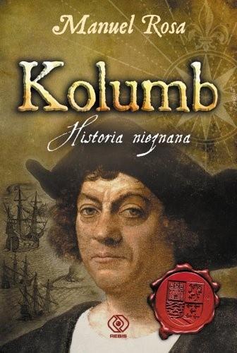Okładka książki Kolumb. Historia nieznana