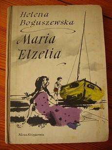 Okładka książki Maria Elzelia