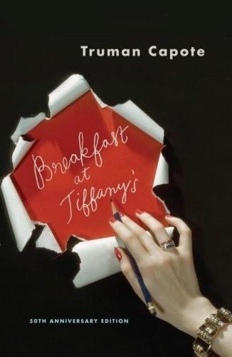 Okładka książki Breakfast at Tiffany's