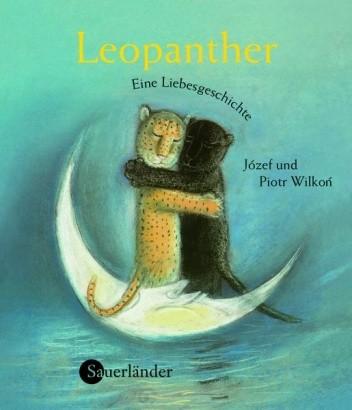 Okładka książki Leopanther. Eine Liebesgeschichte