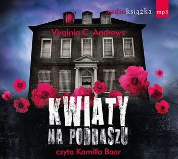 Okładka książki Kwiaty na poddaszu - audiobook