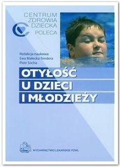 Okładka książki Otyłość u dzieci i młodzieży