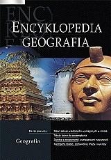 Okładka książki Encyklopedia geografia