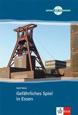 Okładka książki Gefährliches Spiel in Essen