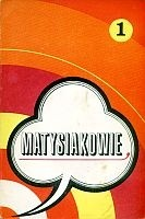 Okładka książki Matysiakowie t.1