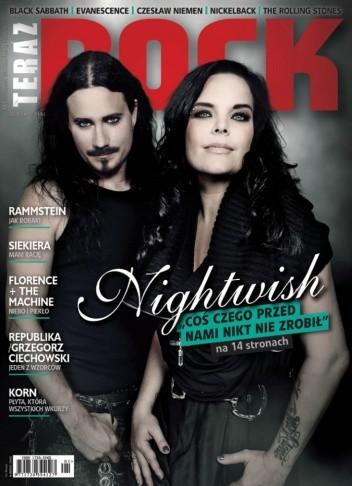 Okładka książki Teraz Rock nr 1 (107) / 2012