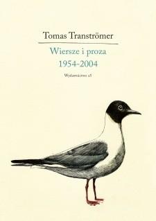 Okładka książki Wiersze i proza 1954-2004
