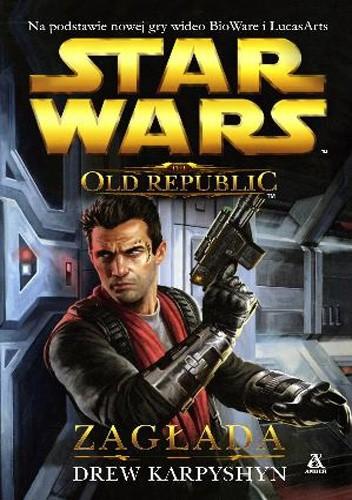 Okładka książki The Old Republic: Zagłada
