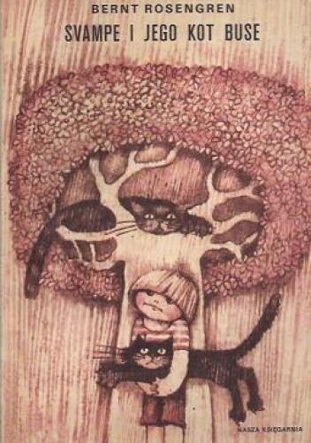 Okładka książki Svampe i jego kot Buse