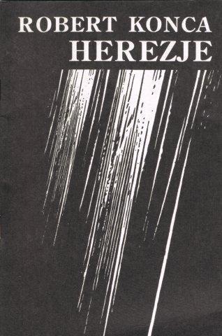 Okładka książki Herezje