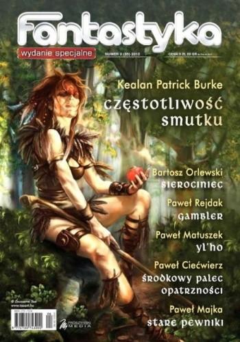 Okładka książki Fantastyka Wydanie Specjalne 2 (35)/2012
