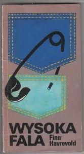 Okładka książki Wysoka fala