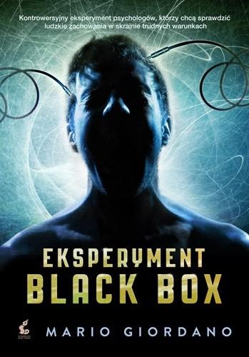 Okładka książki Eksperyment Black Box