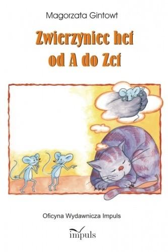 Okładka książki Zwierzyniec het od A do Żet
