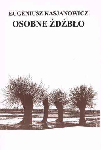 Okładka książki Osobne źdźbło