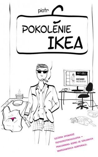 Okładka książki Pokolenie Ikea