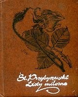 Okładka książki Listy miłosne
