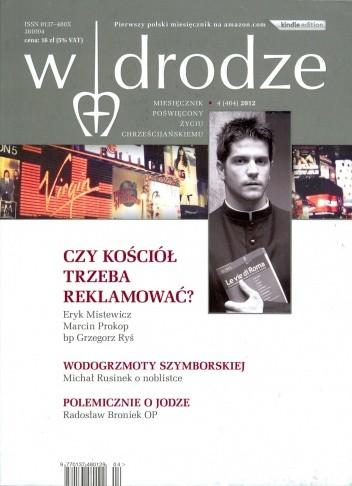 Okładka książki W drodze 2012/4
