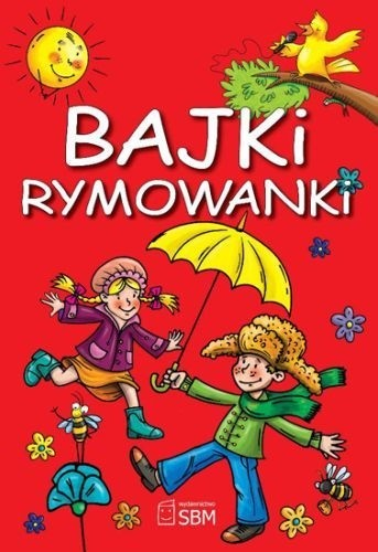 Okładka książki Bajki rymowanki