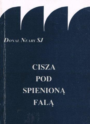 Okładka książki Cisza pod spienioną falą
