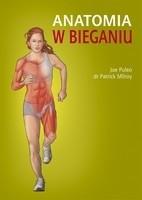 Okładka książki Anatomia w bieganiu