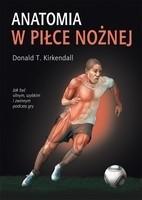 Okładka książki Anatomia w piłce nożnej