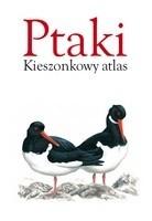 Okładka książki Ptaki. Kieszonkowy atlas