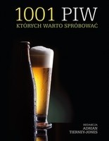 Okładka książki 1001 piw, których warto spróbować