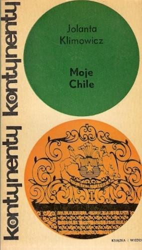 Okładka książki Moje Chile