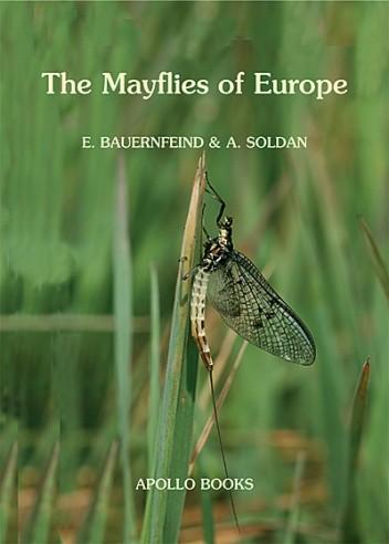 Okładka książki The Mayflies of Europe